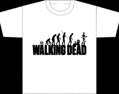 CAMISETA PERSONALIZADA THE WALKING DEAD