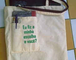 Sacola eco bag