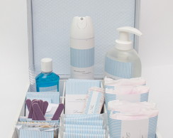 Kit Toilette Feminino + Kit Costura