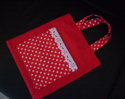 sacola Eco bag infantil