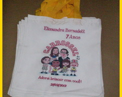 Eco Bag Personalizada Carrossel