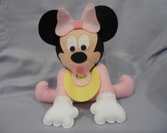 DISNEY BABY MINNIE FELTRO