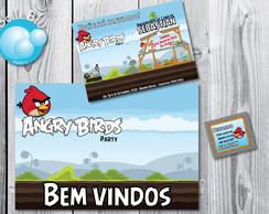 Angry Birds Kit Festa Digital