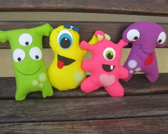 Toy art Monstrinhos (Modelo 1)