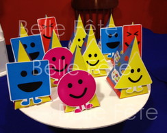 Cone personagem Mister Maker