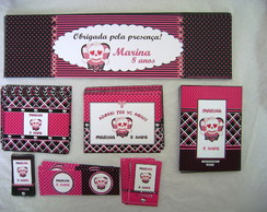 Kit Festa: Monster High
