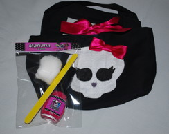 Kit Manicure - Monster High