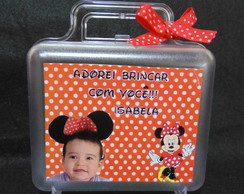 Maleta da Minnie + Kit Pintura