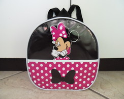 Mochila Minnie E Mickey P