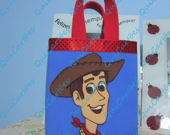 Sacolinha Surpresa Woody Toy Story