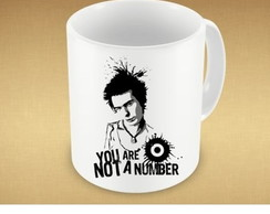 CANECA YOU´RE NOT A NYMBER - 93985
