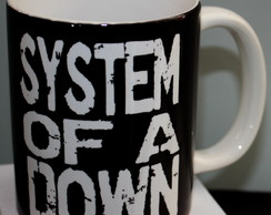Caneca System Of a Down