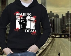 AGASALHO DE MOLETON - WALKING DEAD-93587