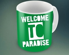 CANECA WELCOME TO PARADISE - 93974