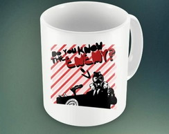 CANECA KNOW YOUR ENEMY - 93875