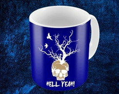 CANECA HELL  YEAH POISON - 93856