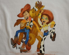 Camiseta Toy Story -Wood