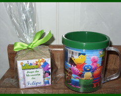 Kit personalizado backyardigans