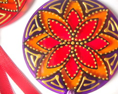 Amuletos Mini Mandalas