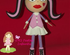 FOFUCHA DRACULAURA DAS MONSTER HIGH