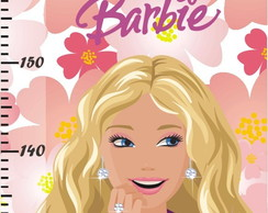 Barbie - Régua Do Crescimento - Rb-111