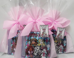 Porta cd gel Monster High