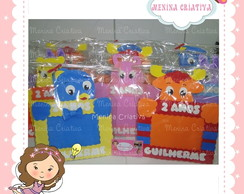 Porta retrato Backyardigans