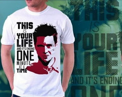 CAMISETA MASCULINA FIGHT CLUB - 93418