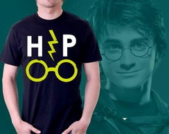 CAMISETA MASCULINA HARRY POTTER -93381