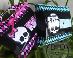 Sacola Bolsa - Monster High