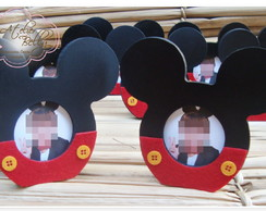 Porta Retrato Ou Recado Mickey