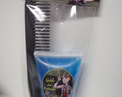 Kit Gel e Pente Monster High