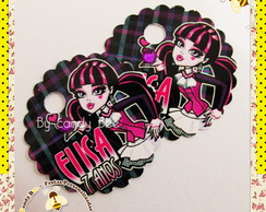 Tag Personalizado Monster High