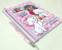 Caderno De Assinaturas - Marrie
