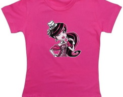 Camisetas Monster High