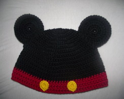 Touca / Gorro do Mickey