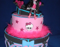 Bolo Monster High Mod. 2