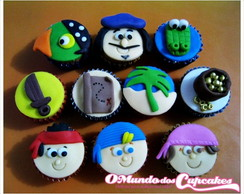 Mini Cupcake Jake e os Piratas