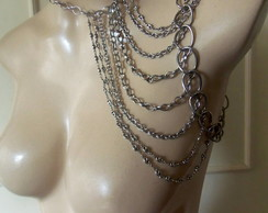 Colar de Corpo ~ Body Chains