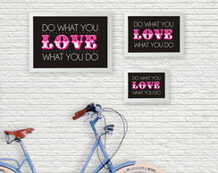 Pop Poster A5 - Do What You Love