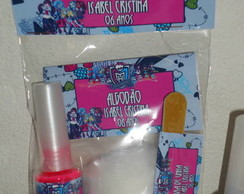 Kit Manicure Monster High