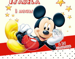 MINNIE E MICKEY POP