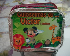 Marmitinha do MIckey safari