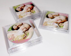 10 CD's Com Box Slim!