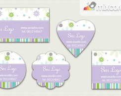 Kit Tags - Etiquetas com Design! mod05