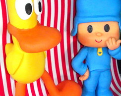 PERSONAGENS POCOYO