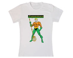 Camisa do Aquaman