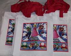 Eco Bag Super Mario Bros