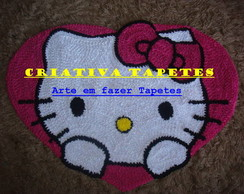 TAPETE DECORATIVO HELLO KITTY!