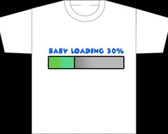 Camiseta Gravida Baby Download,loading